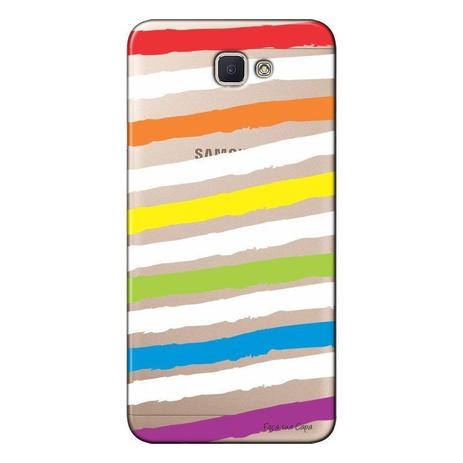 Imagem de Capa Personalizada para Galaxy j7 Prime LGBT - LB07