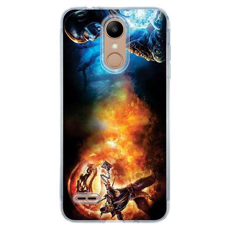Imagem de Capa Personalizada para LG K9 X210 Games - GA10