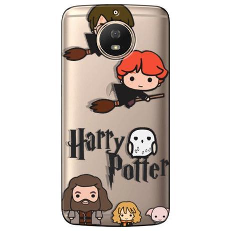 18443455d Capa Personalizada para Motorola Moto G5S - Harry Potter - HP08 ...