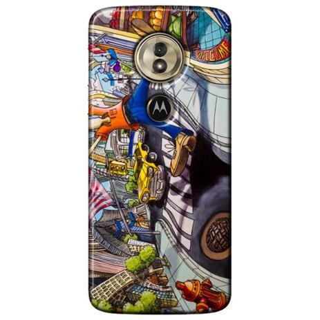 Imagem de Capa Personalizada para Motorola Moto G6 Play - Capa Livro - DE27