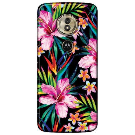 Imagem de Capa Personalizada para Motorola Moto G6 Play - Flor - FL12