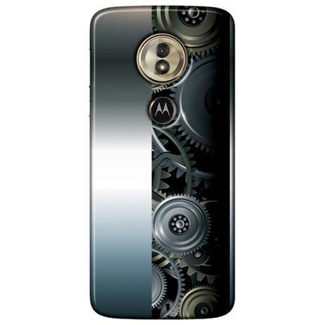 Imagem de Capa Personalizada para Motorola Moto G6 Play - Hightech - HG09