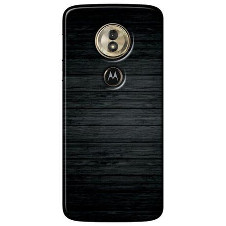Imagem de Capa Personalizada para Motorola Moto G6 Play - Madeira Queimada - TX44