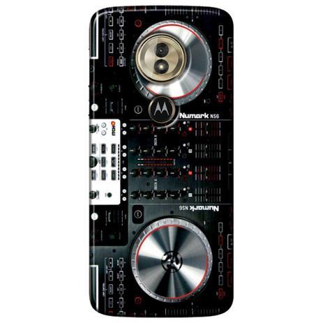 Imagem de Capa Personalizada para Motorola Moto G6 Play - Mesa DJ - TX55