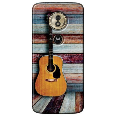 Imagem de Capa Personalizada para Motorola Moto G6 Play - Violão - MU03