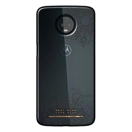 Imagem de Capa Personalizada para Motorola Moto Z3 Play - Mandala - TP255
