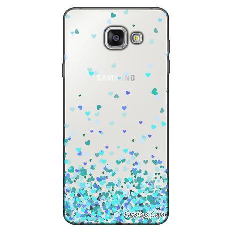 Imagem de Capa Personalizada para Samsung Galaxy A3 2016 Corações - TP172