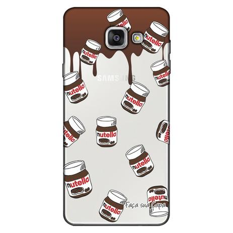 Imagem de Capa Personalizada para Samsung Galaxy A3 2016 Nutella - TP109