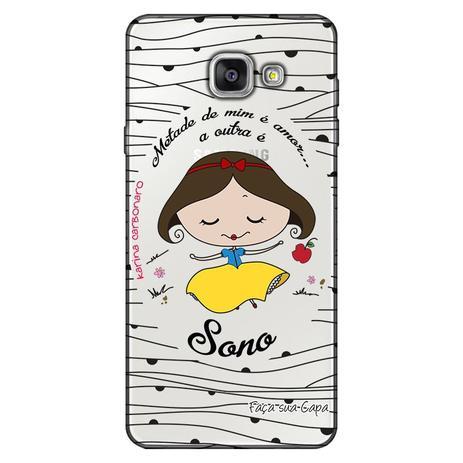 Imagem de Capa Personalizada para Samsung Galaxy A3 2016 Princesa Branca de Neve - TP101
