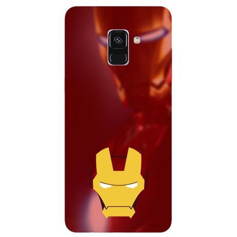 Imagem de Capa Personalizada para Samsung Galaxy A8 2018 - Homem de Ferro - SH04