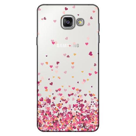 Imagem de Capa Personalizada para Samsung Galaxy A9 A910 Corações - TP48
