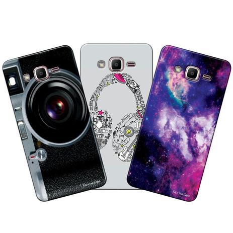 Imagem de Capa Personalizada para Samsung Galaxy J2 Prime