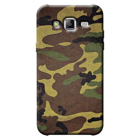 Imagem de Capa Personalizada para Samsung Galaxy J3 2016 Camuflagem - TX47