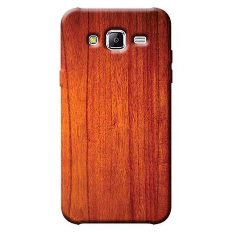 Imagem de Capa Personalizada para Samsung Galaxy J3 2016 Madeira Verniz - TX45