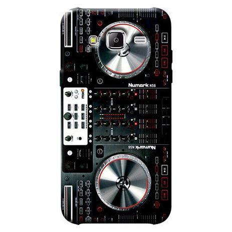 Imagem de Capa Personalizada para Samsung Galaxy J3 2016 Mesa DJ - TX55