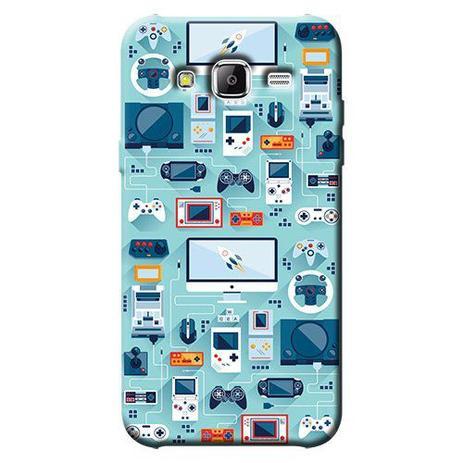 Imagem de Capa Personalizada para Samsung Galaxy J3 2016 Vídeo Games - VT13
