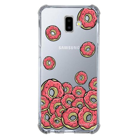 Imagem de Capa Personalizada para Samsung Galaxy J6 Plus J610 Donuts - TP108