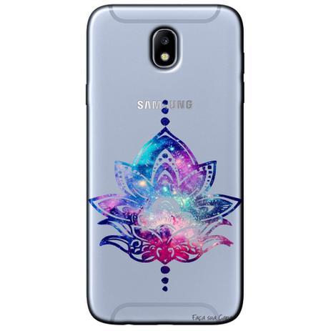 Imagem de Capa Personalizada para Samsung Galaxy J7 Pro J730 - Mandala - TP247