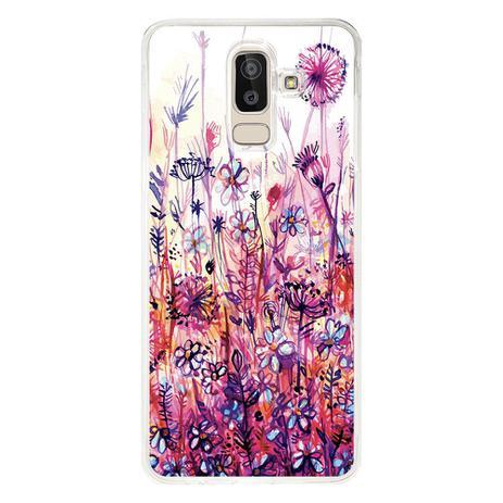 Imagem de Capa Personalizada para Samsung Galaxy J8 J800 Florais - FL14