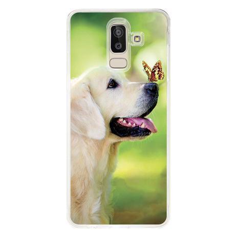 Imagem de Capa Personalizada para Samsung Galaxy J8 J800 Pets - PE33