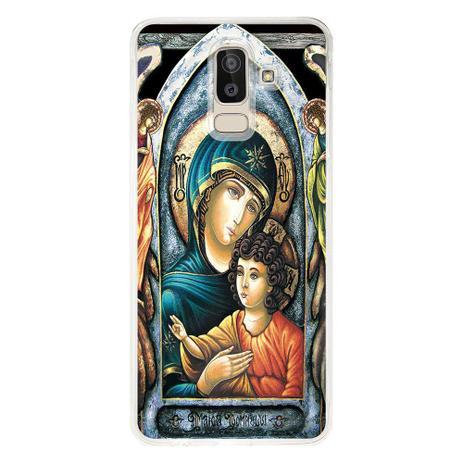Imagem de Capa Personalizada para Samsung Galaxy J8 J800 Religião - RE15