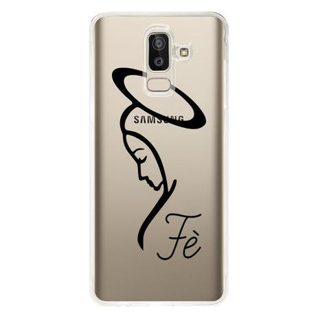 Imagem de Capa Personalizada para Samsung Galaxy J8 J800 Religião - TP349