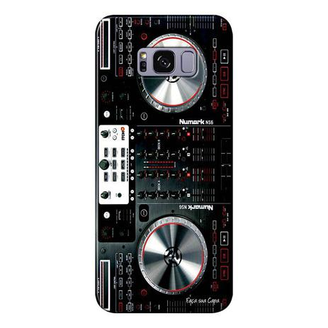 Imagem de Capa Personalizada para Samsung Galaxy S8 Plus G955 Mesa DJ - TX55