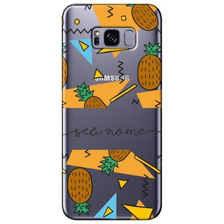 Imagem de Capa Personalizada para Samsung Galaxy S8 Plus G955 - NM12
