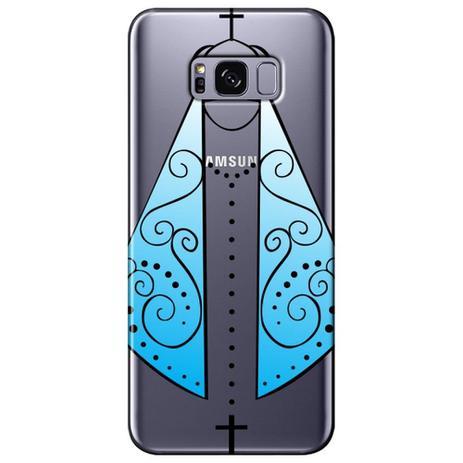 Imagem de Capa Personalizada para Samsung Galaxy S8 Plus G955 - Nossa Senhora - TP350