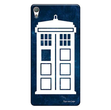 Imagem de Capa Personalizada para Sony Xperia E5 Doctor Who - TV07