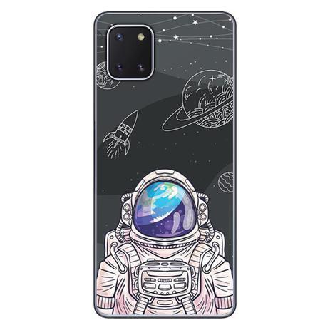Imagem de Capa Personalizada Samsung Galaxy Note 10 Lite - Estrelas - ST04