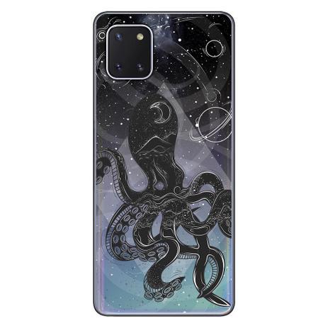 Imagem de Capa Personalizada Samsung Galaxy Note 10 Lite - Polvo - MC05