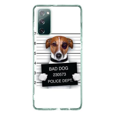 Imagem de Capa Personalizada Samsung Galaxy S20 FE - Pets - PE28