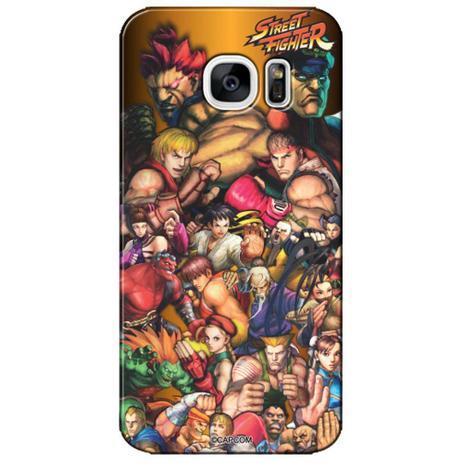 Imagem de Capa Personalizada Samsung Galaxy S7 Edge G935 - Street Fighter - SF04