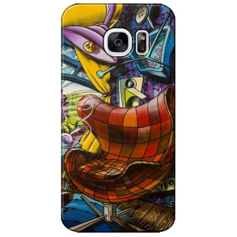 Imagem de Capa Personalizada Samsung Galaxy S7 G930 - Poltrona - DE33