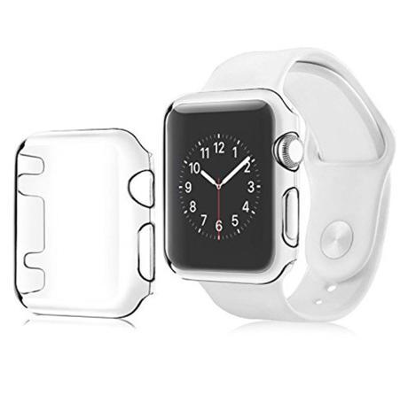 67837693b54 Capa Protetor Case Bumper Acrílico Apple Watch Series 1 - Group luadi