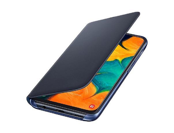 fe38f525ecf Capa Protetora Flip Wallet Galaxy A30 Original Samsung - Capinha e ...