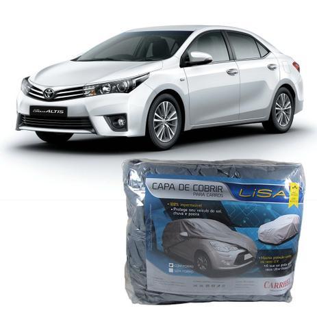 Imagem de Capa Protetora Toyota Corolla Forrada Impermeável (G297)