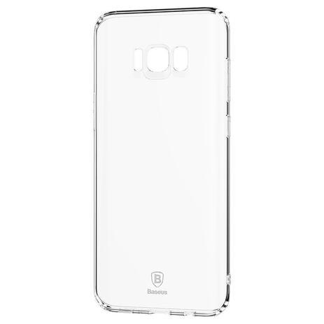 Imagem de Capa Protetora Transparente Baseus Simple Series para Galaxy S8/S8 Plus