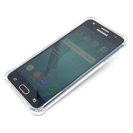 Imagem de Capa Samsung Galaxy J5 Prime Anti Impacto TPU Transparente