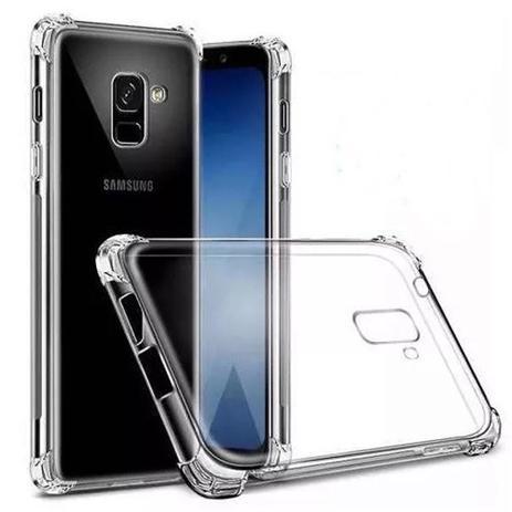Imagem de Capa Samsung Galaxy J6 2018 Anti Impacto Transparente