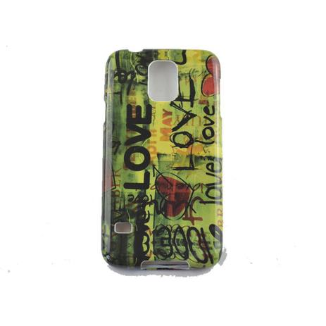 Imagem de Capa Samsung Galaxy S5 Tpu Love - Idea