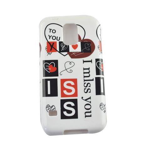 Imagem de Capa Samsung Galaxy S5 Tpu Miss - Idea