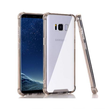 Imagem de Capa Samsung Galaxy S8 Plus Anti Impacto Grafite
