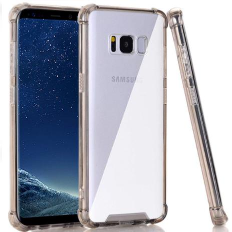 Imagem de Capa Samsung Galaxy S9+ Anti Impacto Grafite