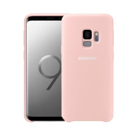 Imagem de Capa Samsung Galaxy S9 Anti Impacto Silicone Cover Rosa