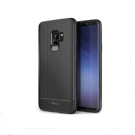 Imagem de Capa Samsung Galaxy S9+ Preta Flex Pro - OBLIQ