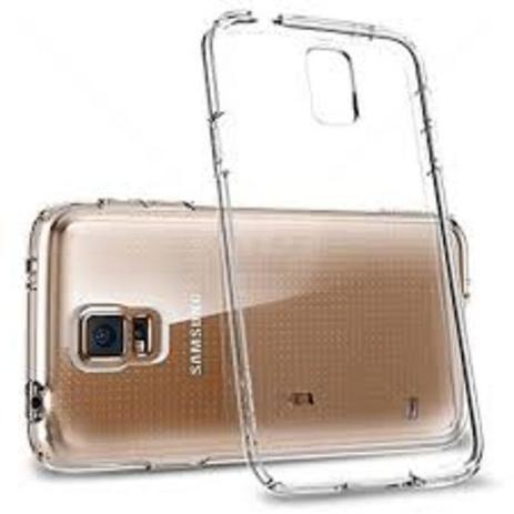 Imagem de Capa Samsung S5 Transparente