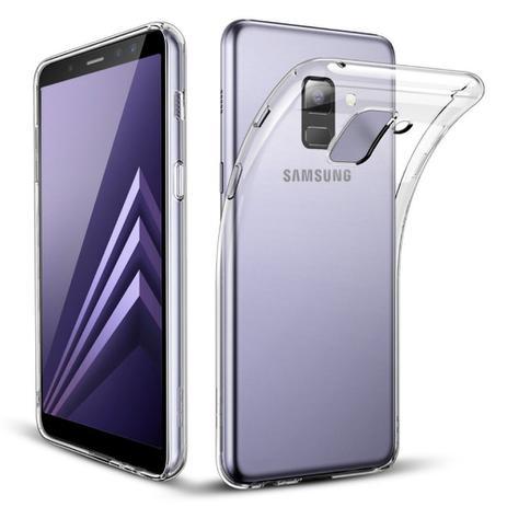 Imagem de Capa Silicone Samsung Galaxy A8 Plus - Armyshield