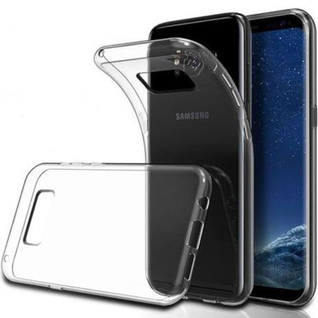 Imagem de Capa Silicone Samsung Galaxy S8 Plus - Armyshield